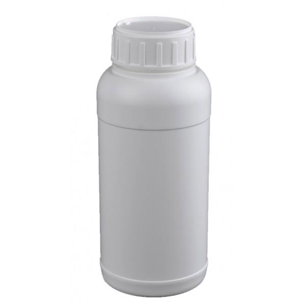 1000ml Plastik Şişe Kilitsiz Kapaklı