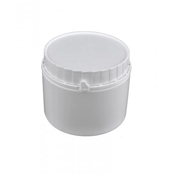 500ml Kilitli Kapaklı Tıpalı - Plastik Kavanoz