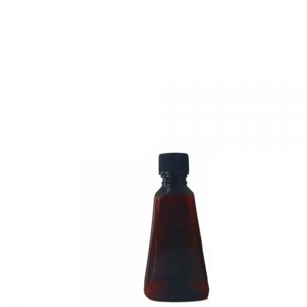 150 ML Boş Pet Plastik Şişe Toptan Şişe Amber 25 mm Ağız