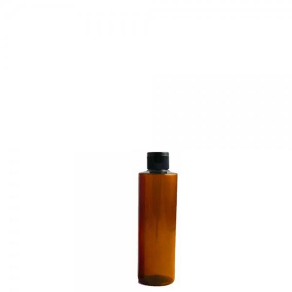 125 ML Boş Pet Plastik Şişe Toptan Şişe Amber 24 mm Ağız