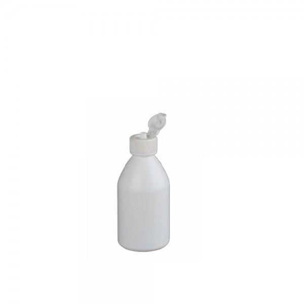 100 ML Boş Polietilen Şişe Toptan Polietilen Şişe Beyaz