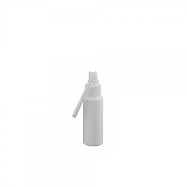 60 ML Boş Polietilen Şişe Toptan Polietilen Şişe Beyaz 24 Ağız